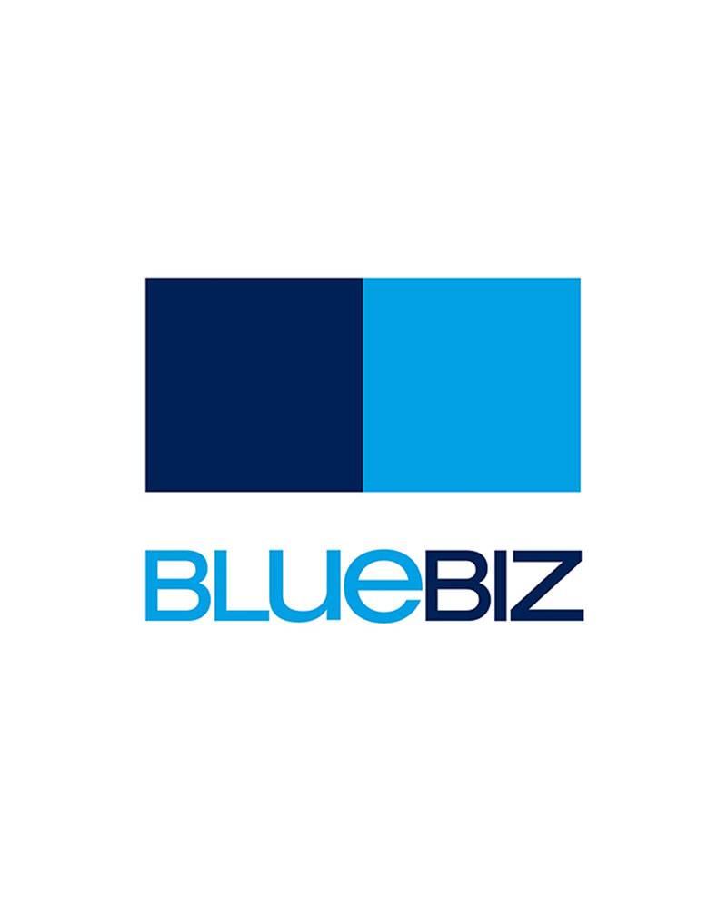 Blue biz